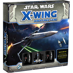 Star Wars X-Wing Miniatures Game: The Force Awakens - Core Set