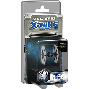 Star Wars X-Wing Miniatures Game: The Force Awakens - TIE/fo Fighter Expansion Pack