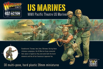 Bolt Action: US Marines