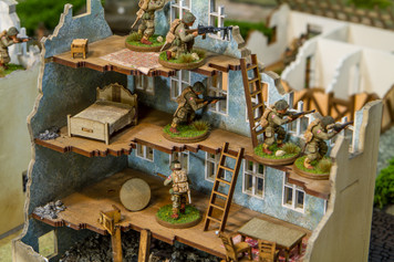 Furniture for 28mm Buildings - 28MMDF560