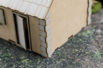 Building Corner Trim - 28MMDF557