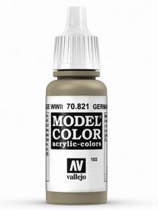 Vallejo Model Color: German Camo Beige