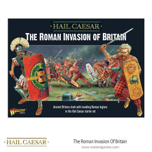 Hail Caesar: The Roman Invasion of Britain Starter Set