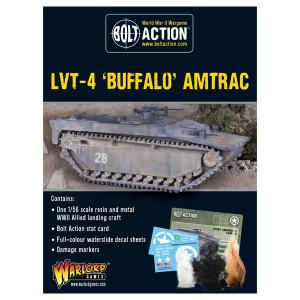 Bolt Action: US/Allied LVT-4 Buffalo Amtrac