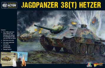Bolt Action: Jagdpanzer 38(t) Hetzer