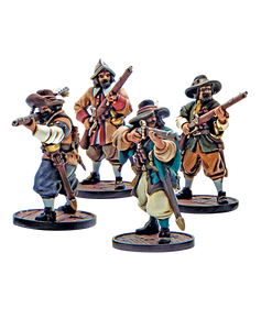 Blood and Plunder: Milicianos Unit