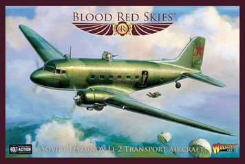 Blood Red Skies: Soviet Liszunov Li-2