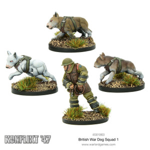 Konflikt '47: British War Dog Squad