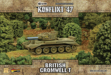 Konflikt '47: Cromwell with Tesla Cannon