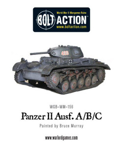 Bolt Action: Panzer II Ausf A/B/C
