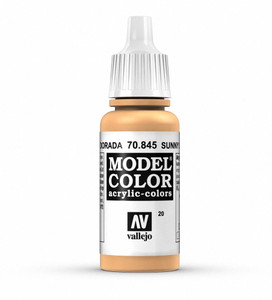 Vallejo Model Color: Sunny Skin Tone
