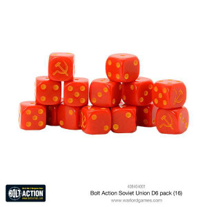 Bolt Action: Soviet Union D6 Pack
