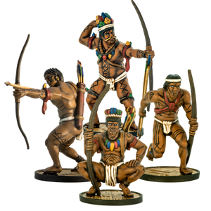 Blood & Plunder: Native American Young Warriors Unit