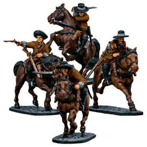 Blood & Plunder: European Militia Cavalry Unit