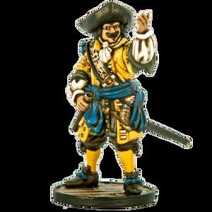 Blood & Plunder: Dutch Commander