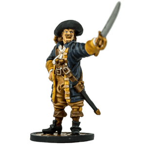 Blood & Plunder: European Reformado Commander