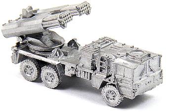 LARS Raketenwerfer  - N616