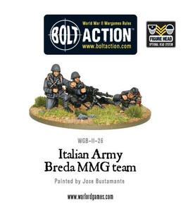 Bolt Action: Italian Breda MMG