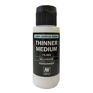 Vallejo: Thinner Medium (60ml)