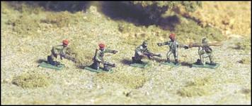 Brushfire Warriors - TW8