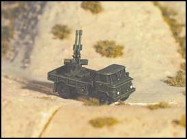 Gaz 66 Portee ZU 23/2  - TW3