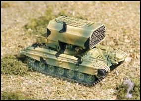 TOS-1 Buratino - W80