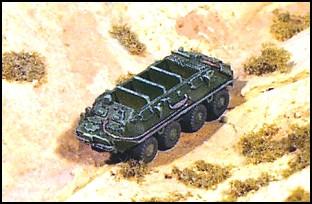 BTR 60P and PK 8 Wheeled - W17