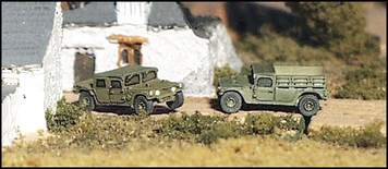 M998 2 and 4 door HMMWV - N105
