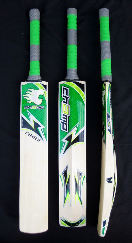 NEW Release CHAMP FIGHTER (Indoor) Cricket Bat