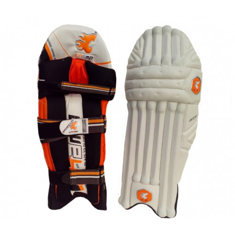 CHAMP ADGE Men's Senior Level Batting Pads