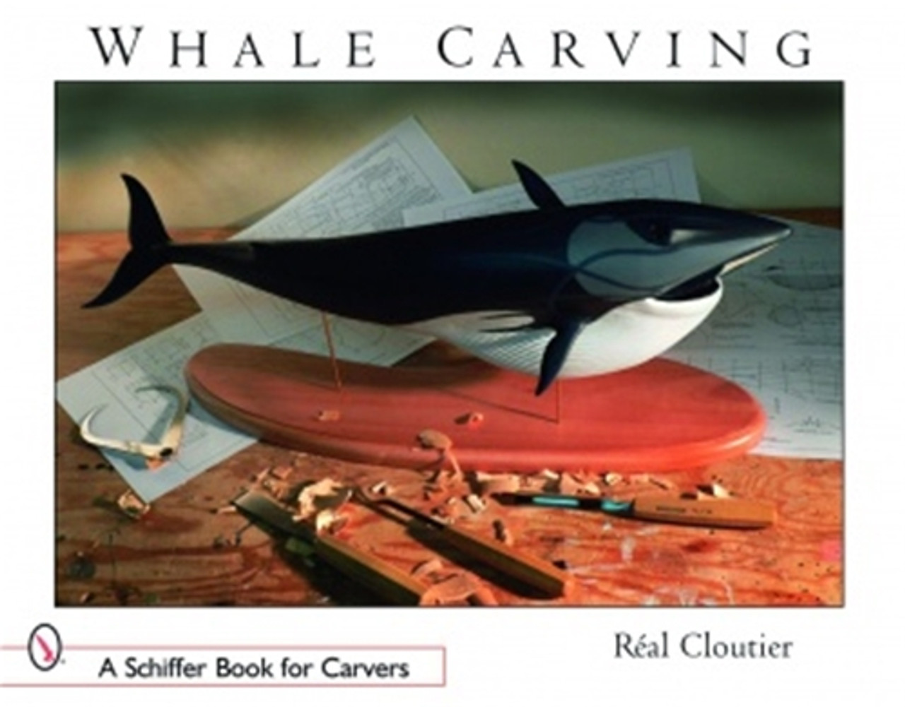 Whale Carving By Real Cloritier