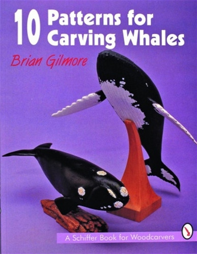 Patterns for carving whales