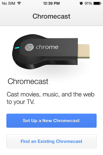 how to connect chromecast to iphone how to install and setup chromecast on your iphone 18676