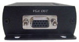 Composite Video to VGA Converter VGA output
