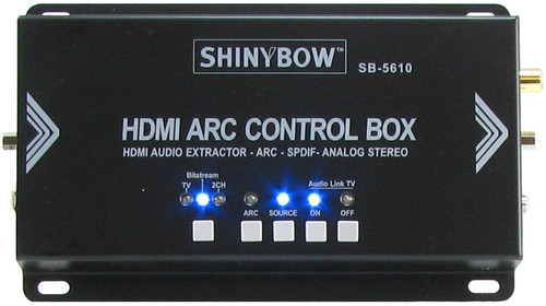 Shinybow SB-5610 ARC HDMI extractor