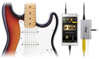 iRig UA strat and samsung