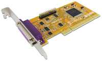 Sunix PAR5018A+L parallel port pci card