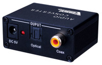 Digital Audio Converter with Dual Outputs