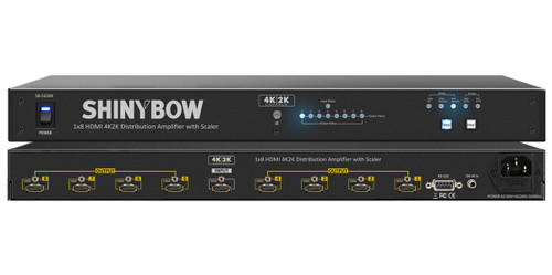 Shinybow SB-5658K front and rear