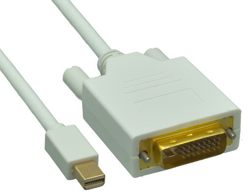 Mini DisplayPort to DVI Video Cable