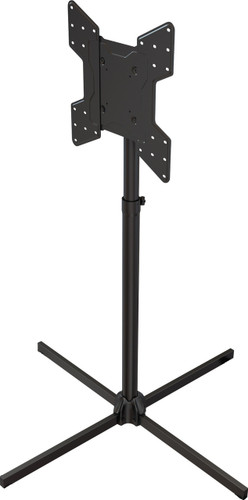 Crimson AV S46PC Collapsible tv floor stand with protective case