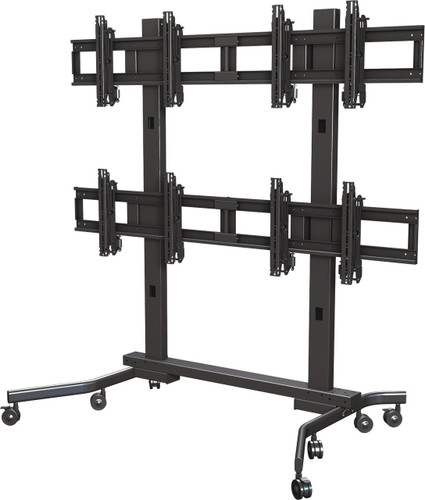 Crimson AV VWM263 Multi-display 2x2 cart