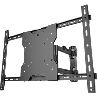 "Crimson AV AU65  single stud articulating wall mount for 13"" to 65"" screens"