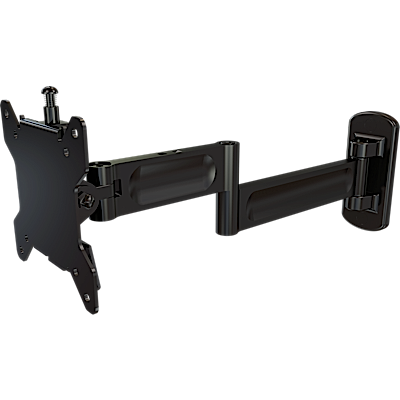 """Articulating wall mount for 10"""" to 30"""" flat panel screens. Crimson AV A30F"""