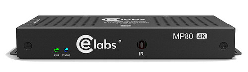 CE Labs MP80RA UHD 4K Network Digital Signage Player