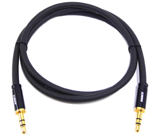 iPro2 Stereo 3.5mm Audio Cable, ultra-low noise
