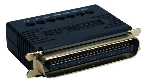 SCSI CN50 male FPT Terminator, Forced Perfect Termination