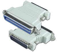 SCSI adapter DB25 Male to CN50 Female