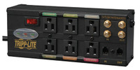 Tripp Lite AVBAR6 6-Outlet Ultimate Protection Isobar Audio Video Surge Suppressor