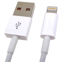 Lightning to USB Cable, for iPhone 6, iPad, iPod, Charge and Sync